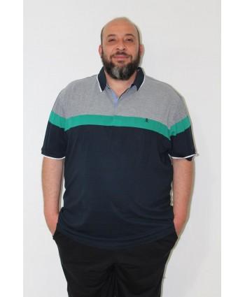 ERKEK T-SHIRT POLO YAKA RENKLİ R-2