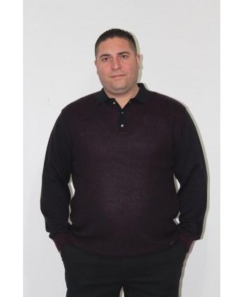 ERKEK KAZAK LACİ-BORDO 201141-459272