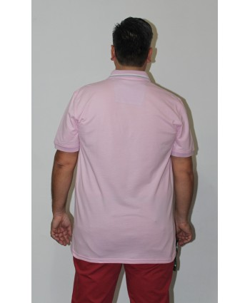 ERKEK T-SHIRT POLO YAKA PUDRA (model 3) - N